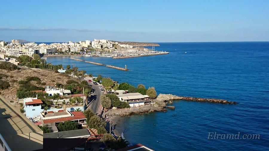 Отдых в Агиос Николаосе Восточный Крит