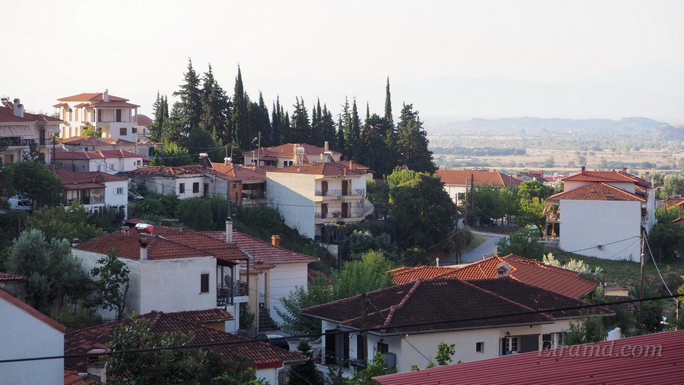 Домики Каламбаки