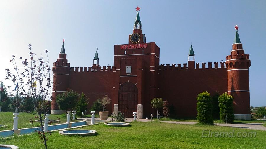 Местный Кремль