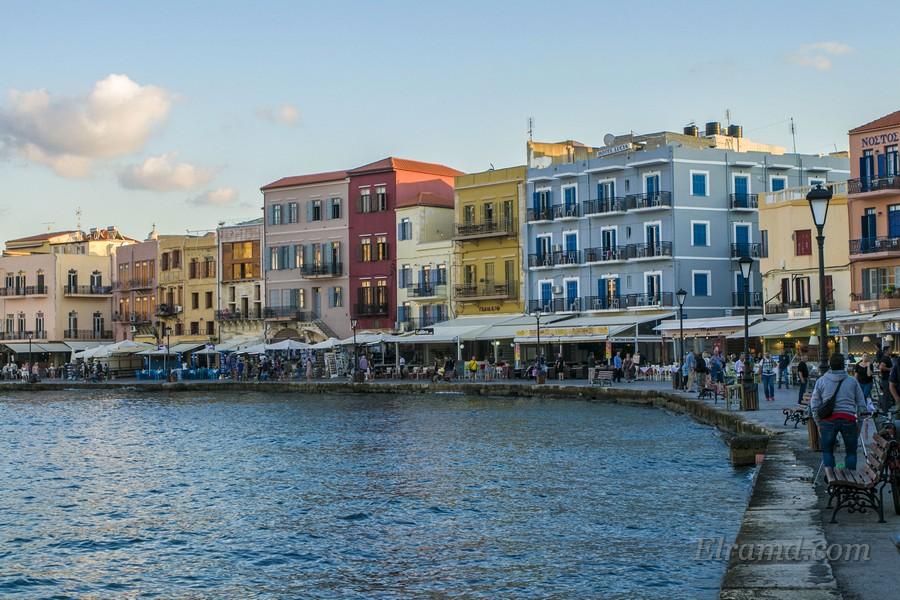 Город Ханья, Крит