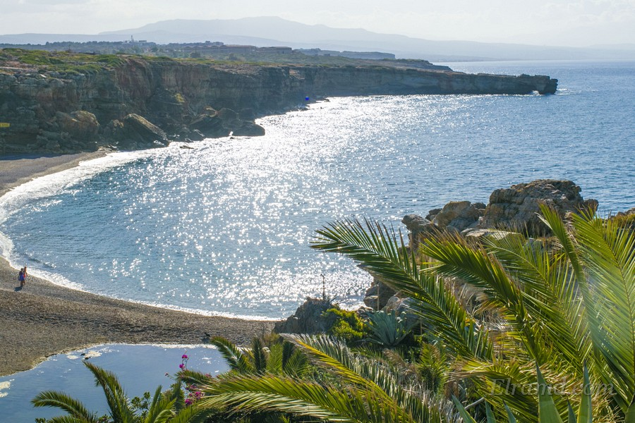Пляж Геропотамос
