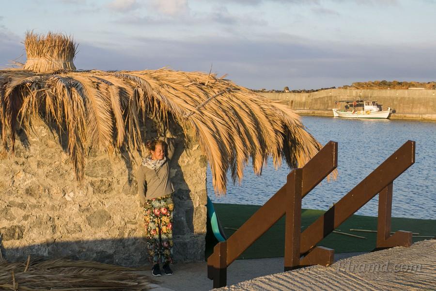 Ласковое октябрьское солнышко Крита