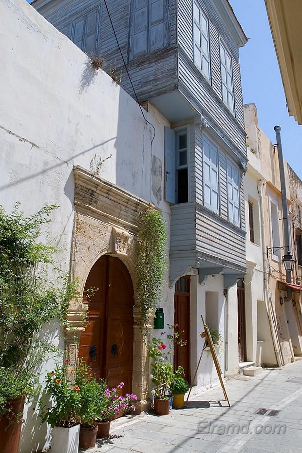 Живописная улица Ретимно