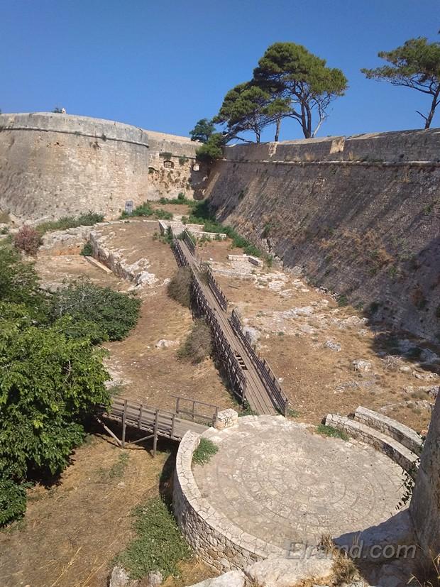 В крепости Фортецца