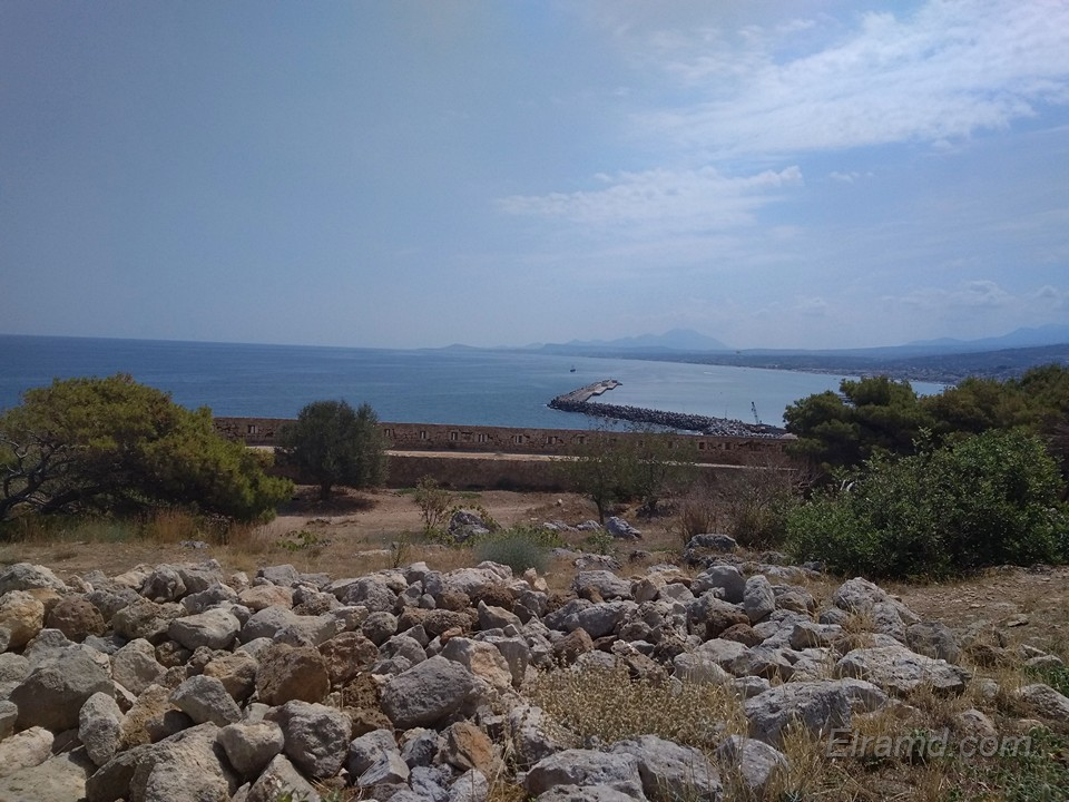 Панорама с крепости Фортецца