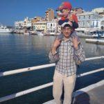 Отдых на Крите с ребенком в Амудара: отзыв Тамары Погореловой