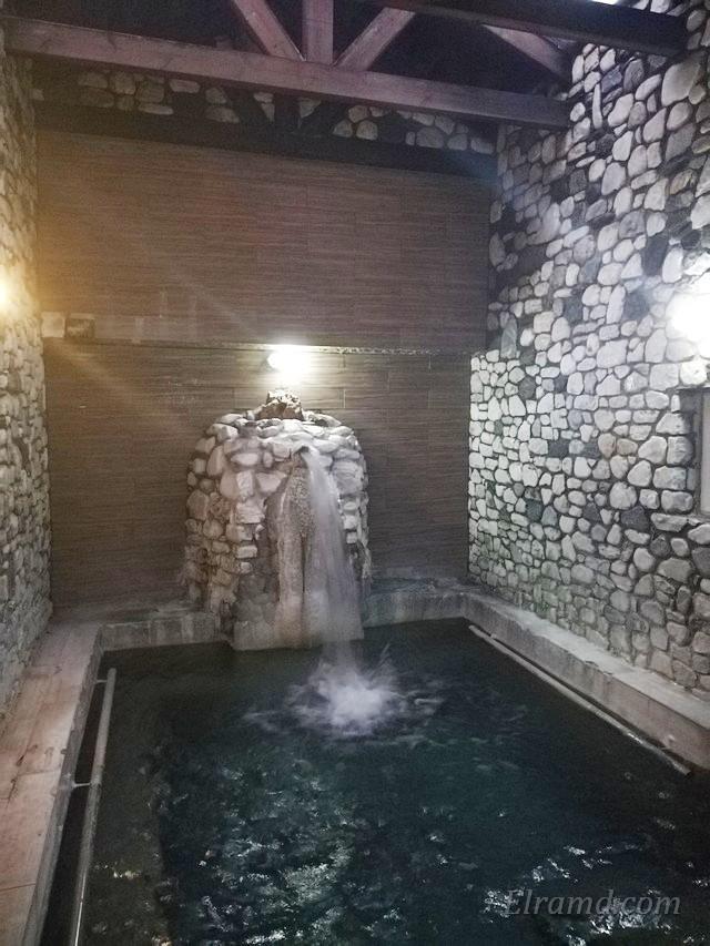 Александрио, бассейн 12