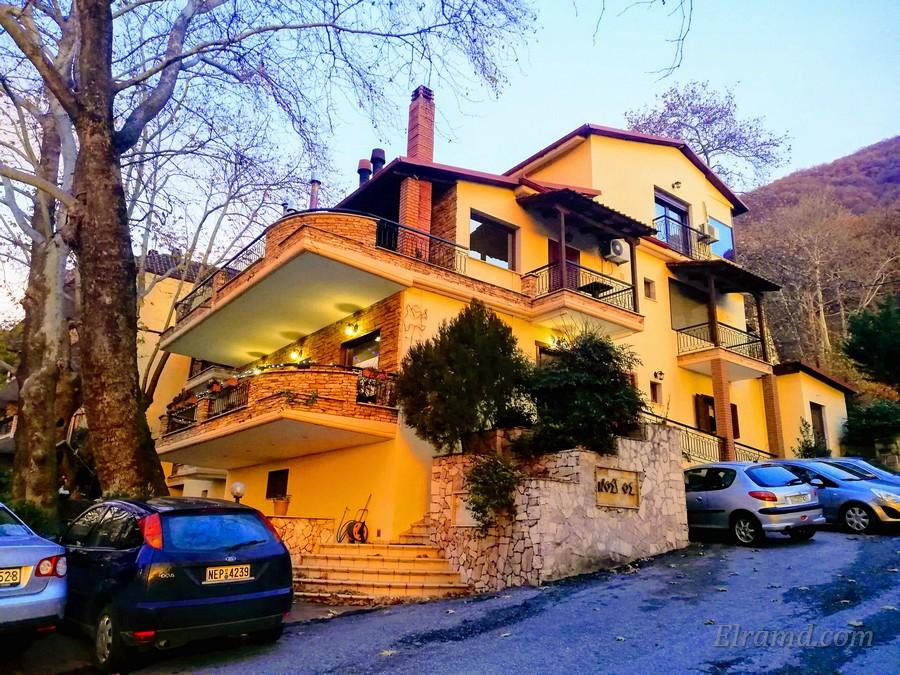 Гостевой дом Nostos, Лутра Позар
