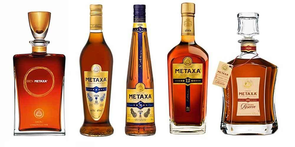 Греческая метакса № мифа о греческой выпивке
