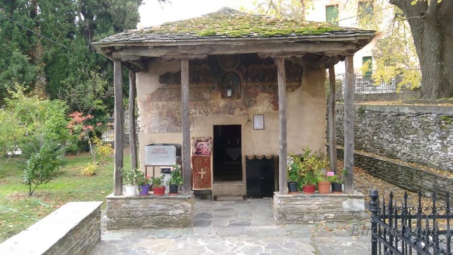 Храм Панагия Портариотисса Портарья