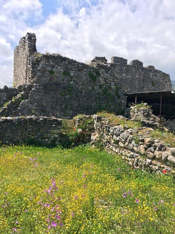 Замок Платамонас, Греция