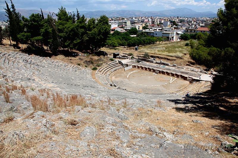 Античный театр в Аргосе