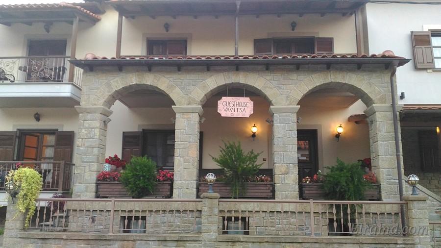 Мой отель в Каламбаке