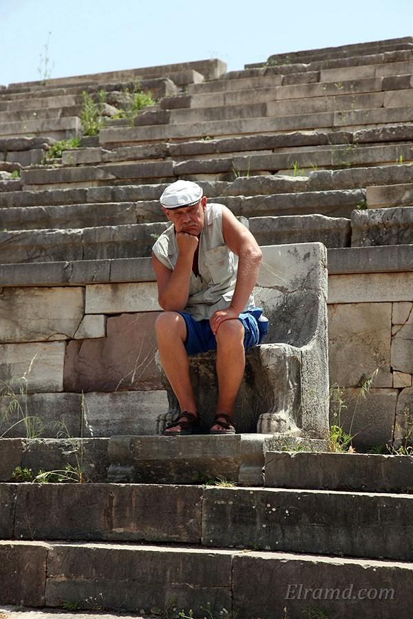 Нелегкий отдых на Пелопоннесе