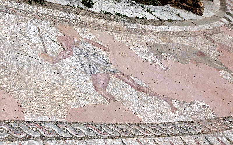 Мозаика в Древней Мессини