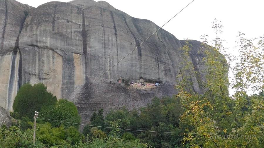 Пещера Тюрьма Монаха 1