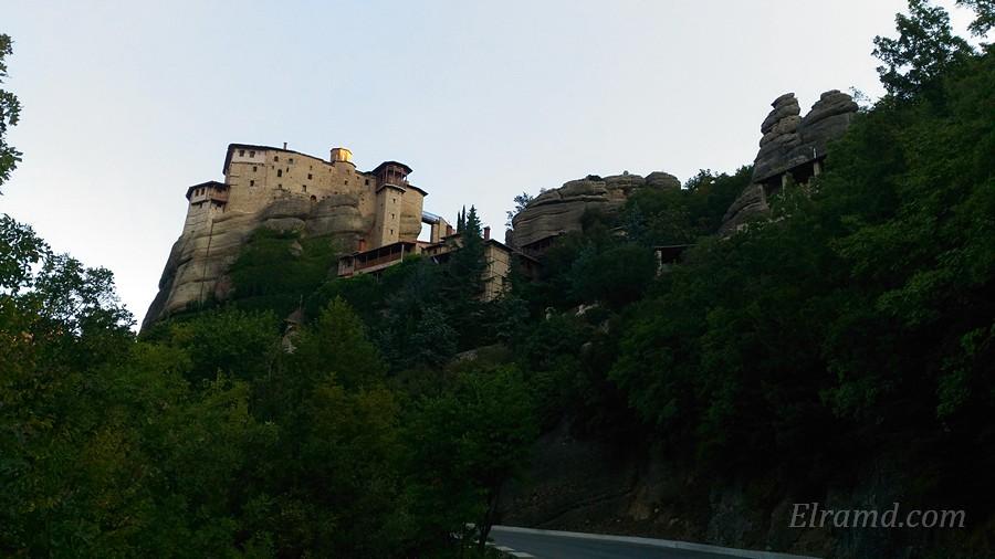 Монастырь Русану 1