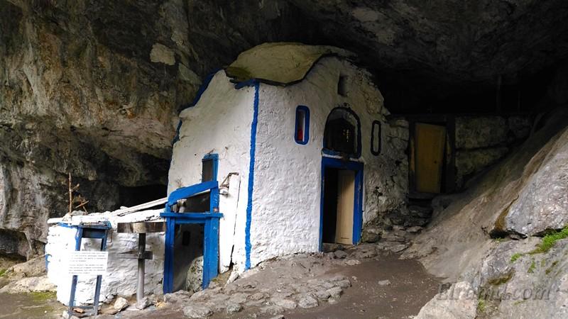 Пещерная часовня святого Дионисия