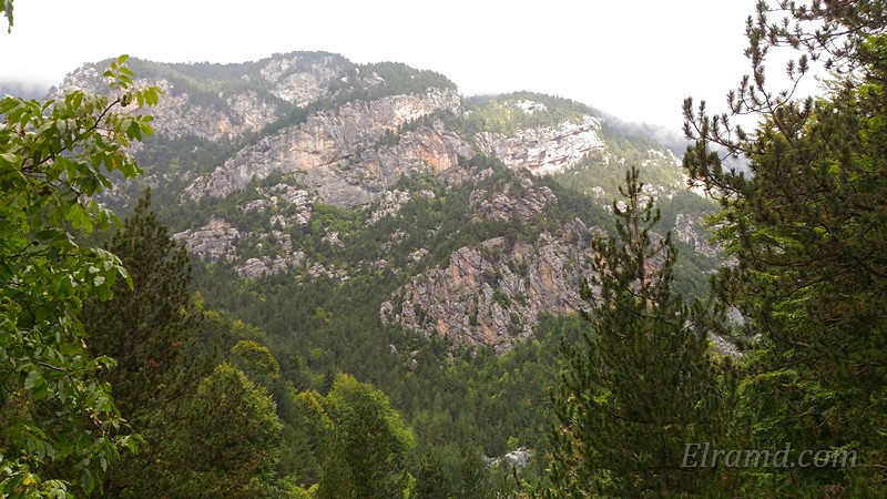 Вид из Прионии