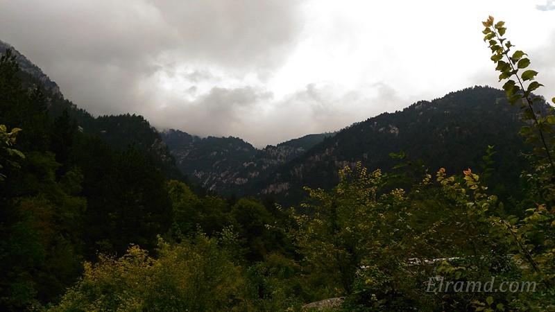 Вид из Прионии 2