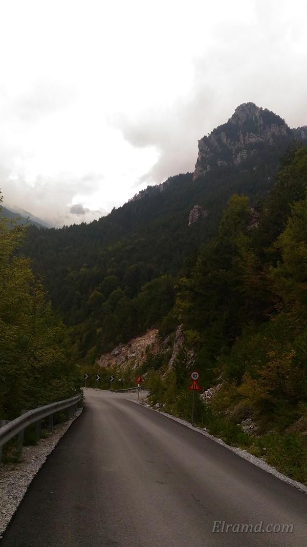 Дорога в Литохоро
