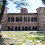 Монастырь Иоанна Предтечи, Акритохори, Керкини