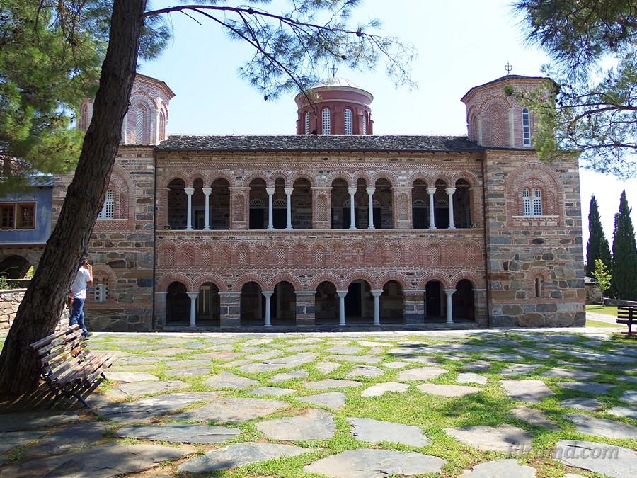 Монастырь Иоанна Предтечи Акритохори