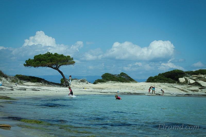 Шикарные пляжи Ситонии
