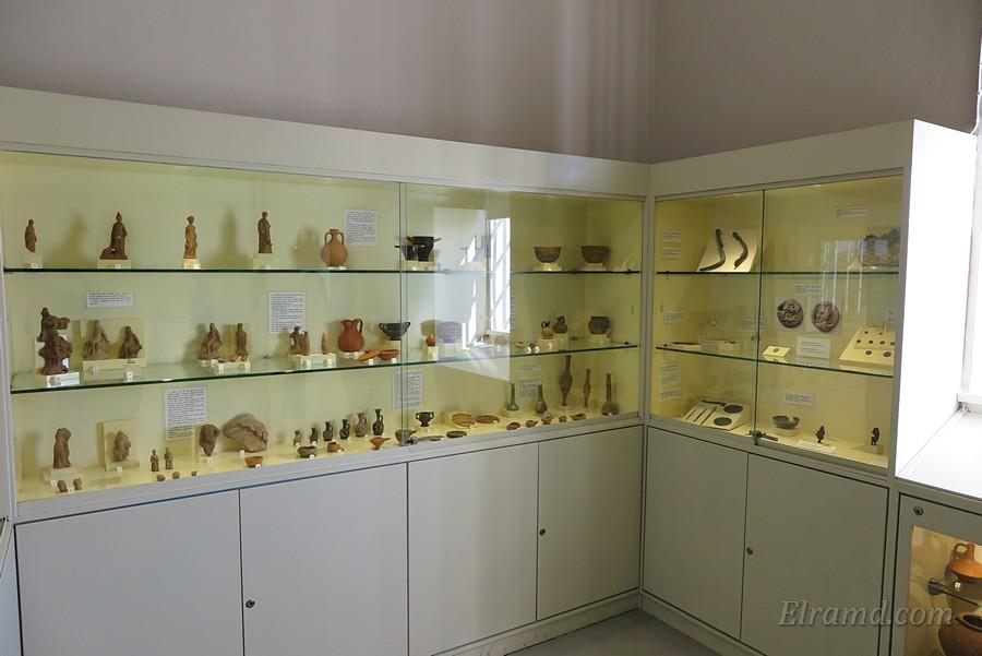Экспонаты доримского периода