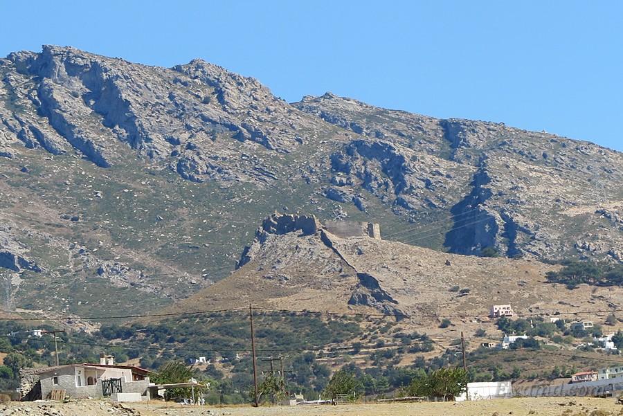 Вид на Красную крепость с другого ракурса