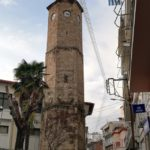 Достопримечательности Эдессы: Часовая Башня