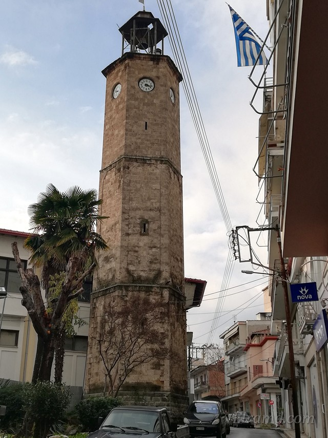 Часовая Башня, Эдесса