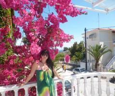 Отдых в Ханиоти, или Греческая мечта Ксении Толчеевой