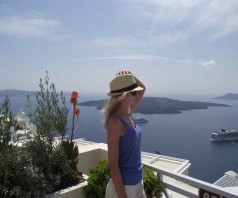 Ностальгия, или первый взгляд на Грецию
