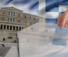 Как проходит референдум в Греции 2015