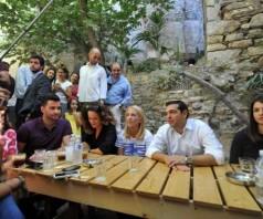 Обстановка в Греции для туристов в сентябре 2015 года