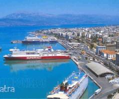Город Патры, прогулка по Греции