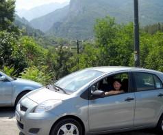 Путешествия по Греции на автомобиле: рулить всегда!