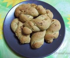 Греческое постное печенье (Кулуракья нистисима)