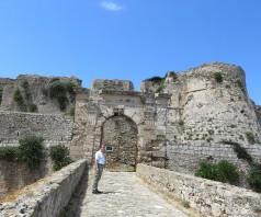 Открытие Пелопоннеса, Часть 4: Крепости Метони и Корони