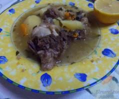 Как вкусно приготовить суп из бычьих хвостов