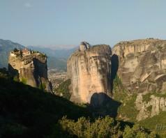 Налегке по Греции с Яной Полежаевой: Метеоры и Каламбака