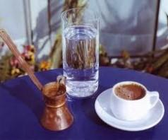 Греческий кофе — любимый напиток греков