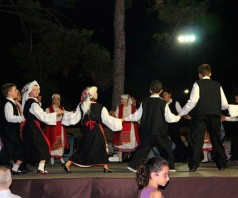 Праздники и концерты в Халкидики в июле